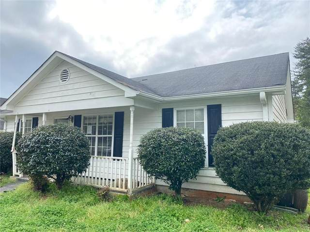 121 Crystal Brook, Griffin, GA 30223 (MLS #6859660) :: Compass Georgia LLC