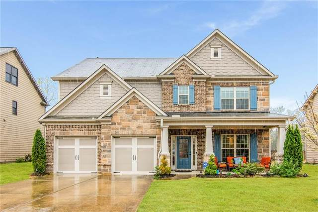 1705 Hartford Terrace, Alpharetta, GA 30004 (MLS #6859706) :: North Atlanta Home Team