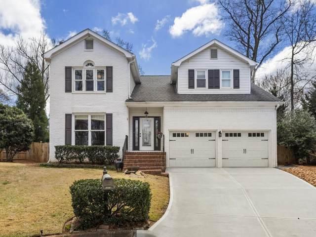 1213 Club Walk Drive, Brookhaven, GA 30319 (MLS #6859833) :: North Atlanta Home Team