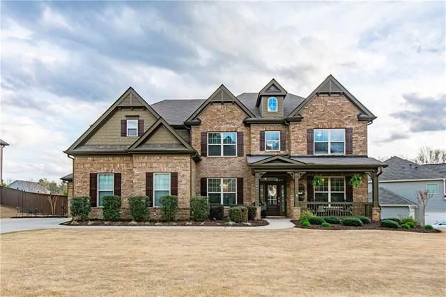 206 Birchin Drive, Woodstock, GA 30188 (MLS #6860360) :: Path & Post Real Estate