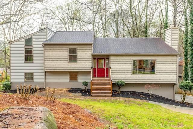 696 Willow Mill Court, Marietta, GA 30068 (MLS #6860485) :: North Atlanta Home Team