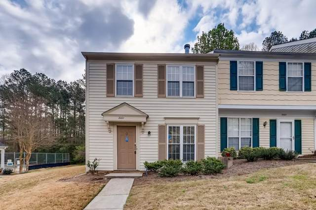 2001 Queen Anne Court, Sandy Springs, GA 30350 (MLS #6860543) :: Oliver & Associates Realty