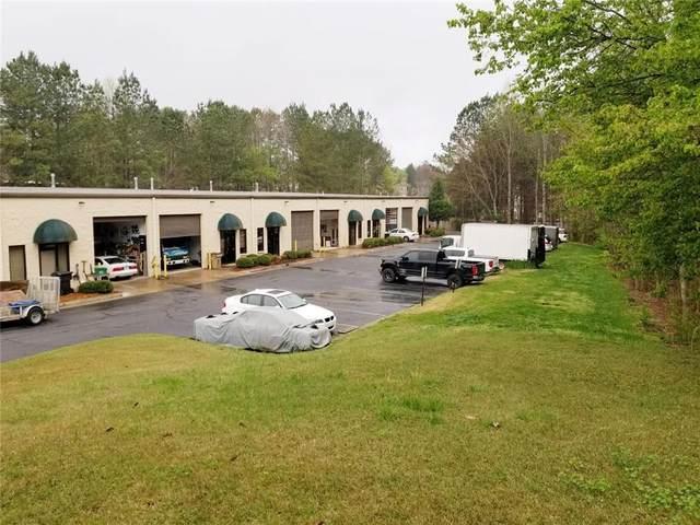3600 North Parkway #103, Cumming, GA 30040 (MLS #6860580) :: North Atlanta Home Team