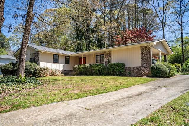 721 Belmont Ridge, Lawrenceville, GA 30043 (MLS #6860619) :: North Atlanta Home Team