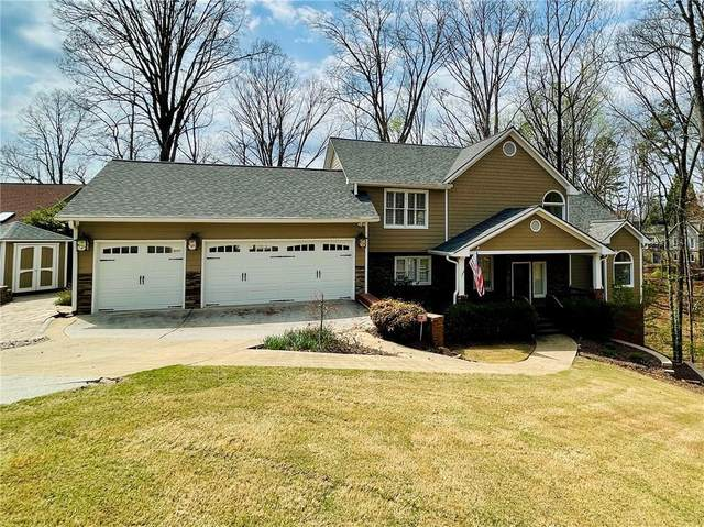 5970 Pocahontas Drive, Flowery Branch, GA 30542 (MLS #6860675) :: The Cowan Connection Team
