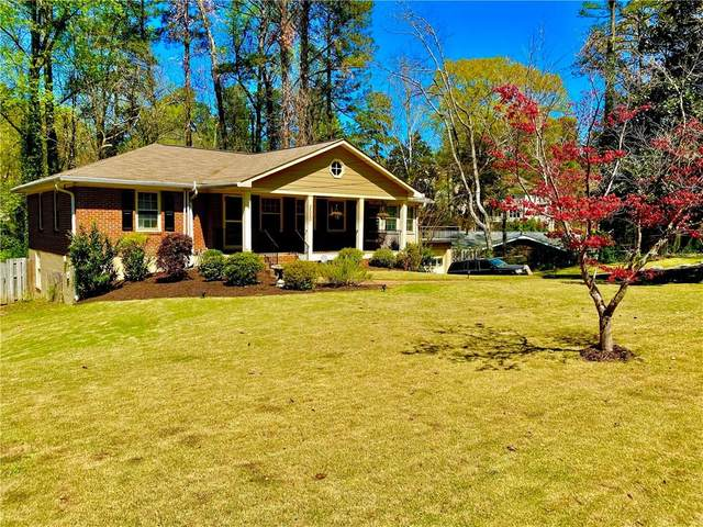 3530 Hamlin Circle, Chamblee, GA 30341 (MLS #6860885) :: Thomas Ramon Realty