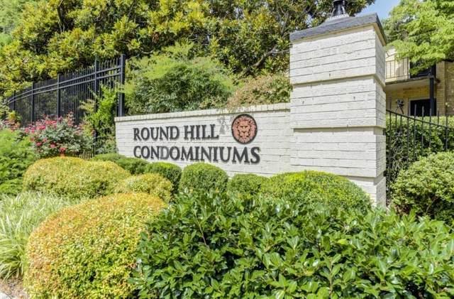 5400 Roswell Road H1, Atlanta, GA 30342 (MLS #6860927) :: North Atlanta Home Team