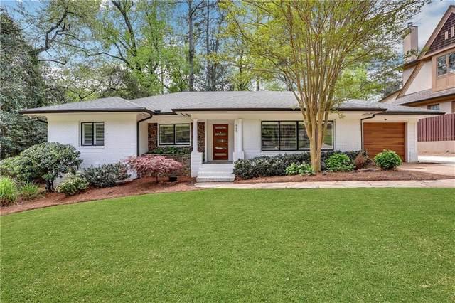 965 Berkshire Road NE, Atlanta, GA 30324 (MLS #6860946) :: AlpharettaZen Expert Home Advisors