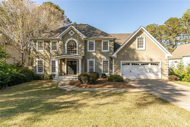 5706 Brynwood Circle NW, Acworth, GA 30101 (MLS #6861060) :: North Atlanta Home Team