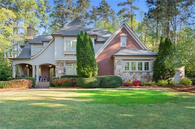 4539 Bush Road, Berkeley Lake, GA 30096 (MLS #6861339) :: North Atlanta Home Team