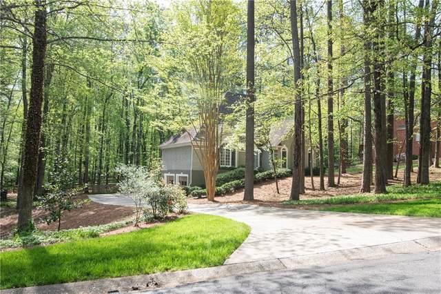 322 Lost Creek Drive NW, Kennesaw, GA 30152 (MLS #6861396) :: Path & Post Real Estate