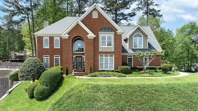 1119 Reading Drive NW, Acworth, GA 30102 (MLS #6861431) :: North Atlanta Home Team