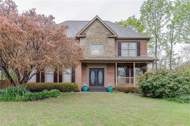 3225 Lake Russell Way, Buford, GA 30519 (MLS #6861566) :: North Atlanta Home Team