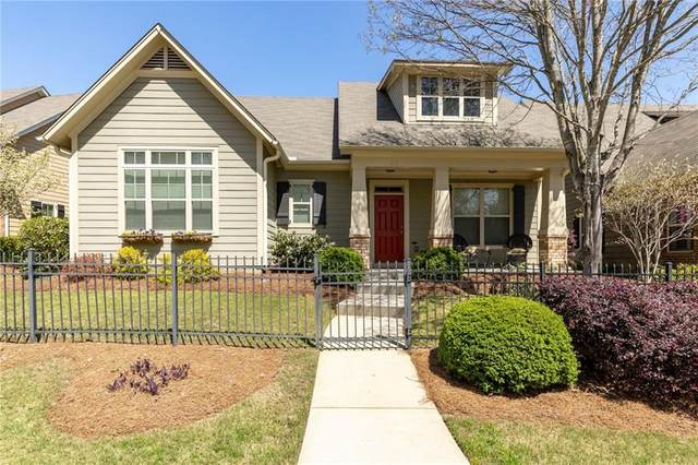 516 Manning Road SW, Marietta, GA 30064 (MLS #6862070) :: North Atlanta Home Team