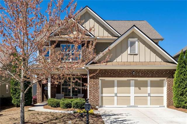 6816 Golden Bud Lane, Flowery Branch, GA 30542 (MLS #6862137) :: North Atlanta Home Team