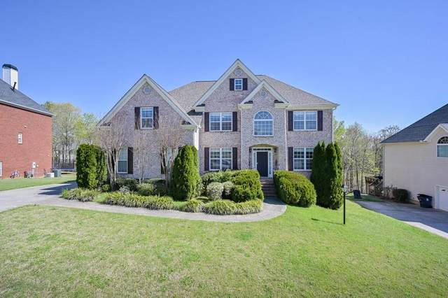 2434 Middleberry Cloister, Douglasville, GA 30135 (MLS #6862453) :: Thomas Ramon Realty