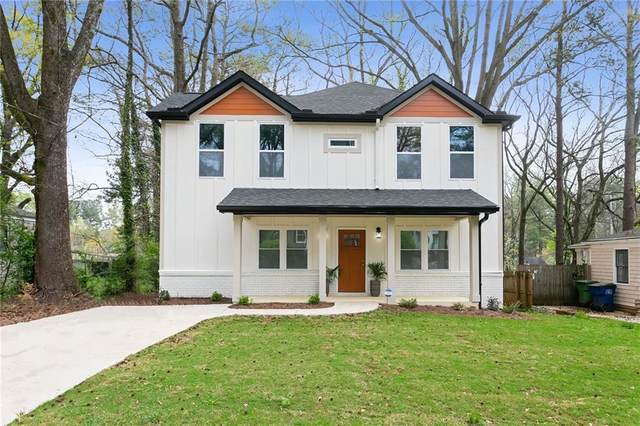 396 Greencove Lane SE, Atlanta, GA 30316 (MLS #6862560) :: North Atlanta Home Team