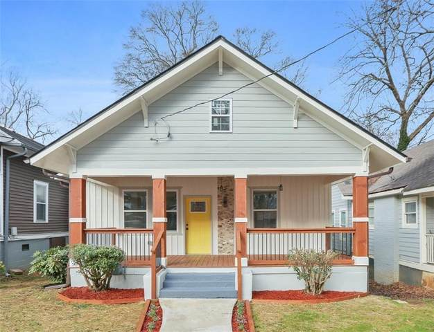 911 Crew Street SW, Atlanta, GA 30315 (MLS #6862640) :: Rock River Realty