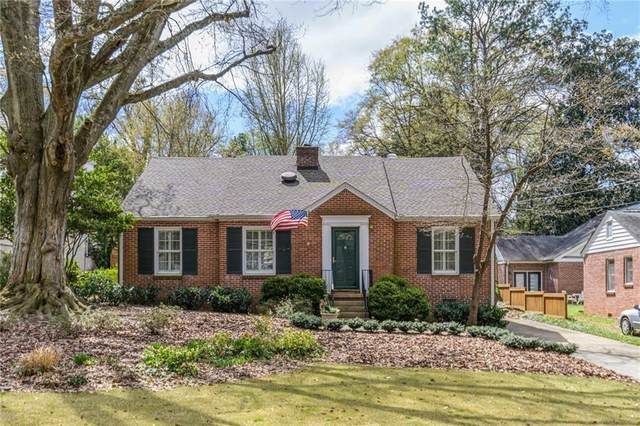 1853 Westminster Way NE, Atlanta, GA 30307 (MLS #6862675) :: North Atlanta Home Team