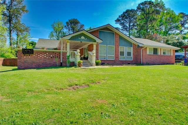 1765 Straw Valley Road, Lawrenceville, GA 30043 (MLS #6862786) :: RE/MAX One Stop