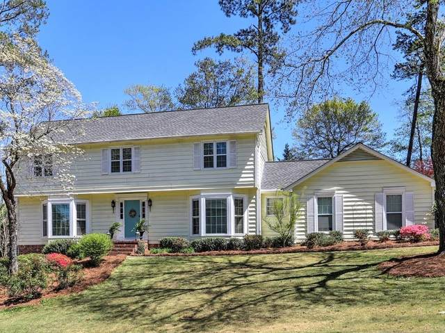 427 Woodstone West Drive, Marietta, GA 30068 (MLS #6862796) :: North Atlanta Home Team