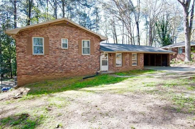 1497 Pine Street, Stone Mountain, GA 30087 (MLS #6862862) :: North Atlanta Home Team