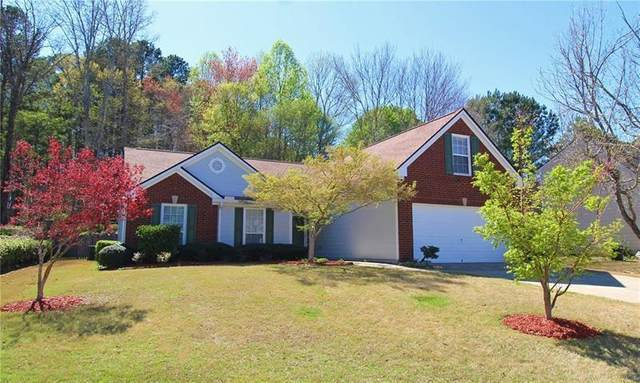 2705 Abbotts Glen Place NW, Acworth, GA 30101 (MLS #6862941) :: North Atlanta Home Team