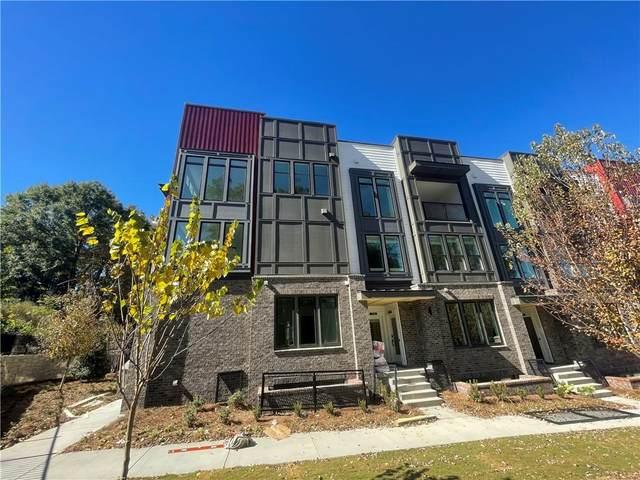 408 Pratt Drive SE #1107, Atlanta, GA 30315 (MLS #6862977) :: Dawn & Amy Real Estate Team