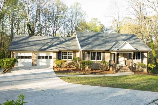 6994 Sibyl Drive, Austell, GA 30168 (MLS #6863098) :: North Atlanta Home Team