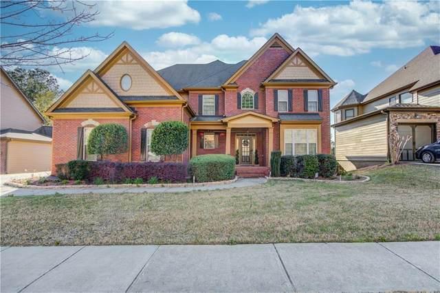 2755 Olivine Drive, Dacula, GA 30019 (MLS #6863241) :: North Atlanta Home Team