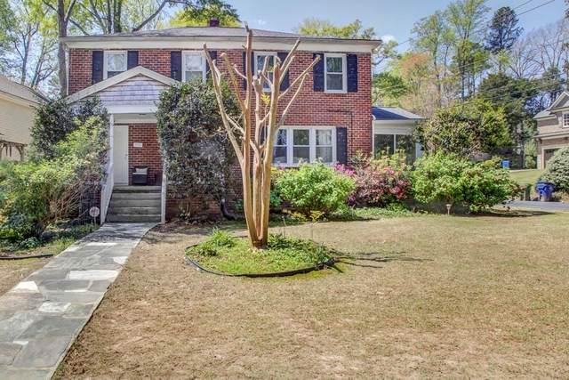 3330 W Shadowlawn Avenue NE, Atlanta, GA 30305 (MLS #6863340) :: Good Living Real Estate