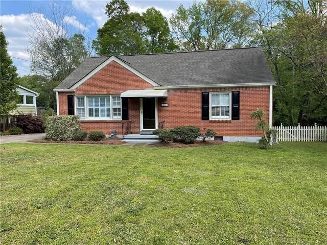 808 Derrydown Way, Decatur, GA 30030 (MLS #6863499) :: AlpharettaZen Expert Home Advisors