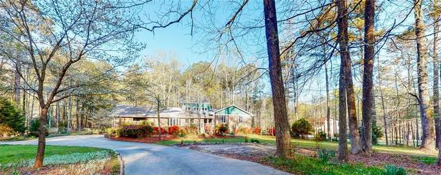 120 Tall Pine Drive, Fayetteville, GA 30214 (MLS #6863542) :: Lucido Global