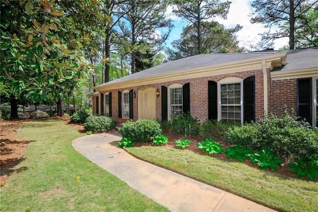 1803 Breckenridge Drive, Atlanta, GA 30345 (MLS #6863586) :: North Atlanta Home Team