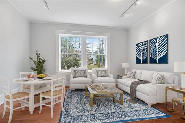 3 Park Lane NE C, Atlanta, GA 30309 (MLS #6863603) :: Good Living Real Estate