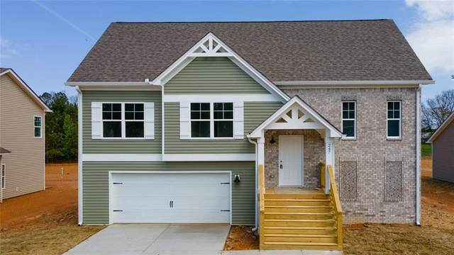 309 Soldiers Pathway NW, Calhoun, GA 30701 (MLS #6864429) :: North Atlanta Home Team