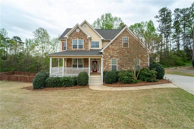 357 Thornhill Drive, Braselton, GA 30517 (MLS #6864446) :: The Realty Queen & Team