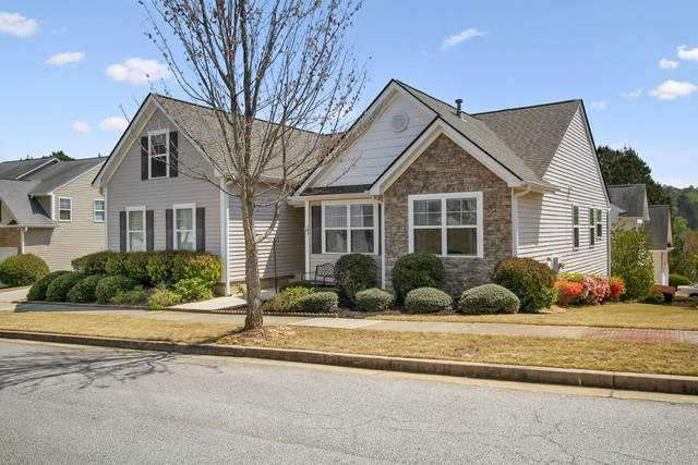 701 Franklin Mill Trace, Loganville, GA 30052 (MLS #6864495) :: Lucido Global