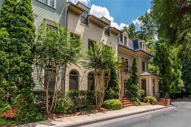 3127 Lenox Road NE #25, Atlanta, GA 30324 (MLS #6864832) :: RE/MAX Prestige