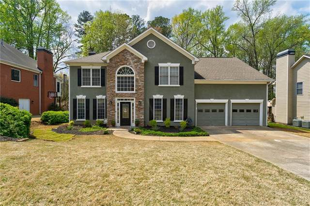 3917 Collier Trace NW, Kennesaw, GA 30144 (MLS #6864886) :: Thomas Ramon Realty