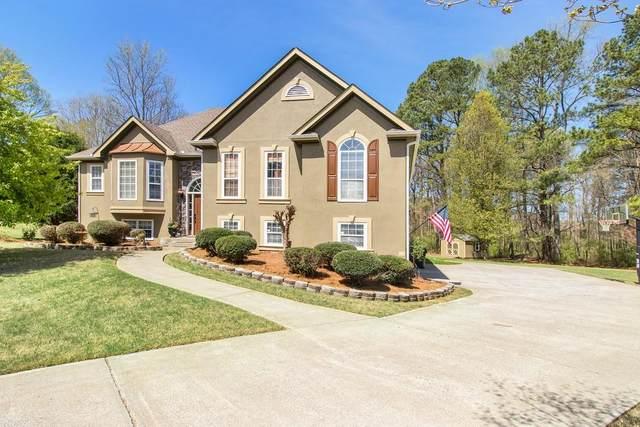 409 Windsor Way, Canton, GA 30115 (MLS #6864988) :: North Atlanta Home Team