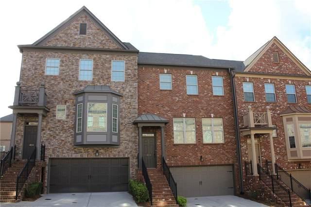 1044 Willow Field Lane SE #17, Marietta, GA 30067 (MLS #6865157) :: North Atlanta Home Team