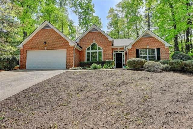 115 Sable Pointe Drive, Milton, GA 30004 (MLS #6865253) :: AlpharettaZen Expert Home Advisors