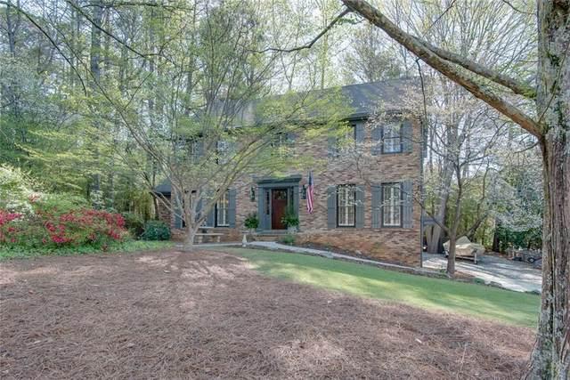 3929 Allenhurst Drive, Peachtree Corners, GA 30092 (MLS #6865286) :: North Atlanta Home Team