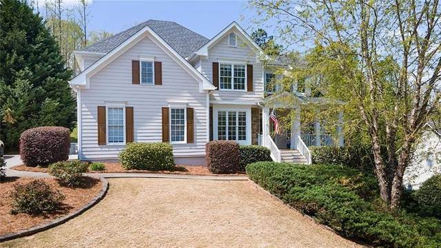 1039 Creek Side Drive, Canton, GA 30115 (MLS #6865312) :: Lucido Global