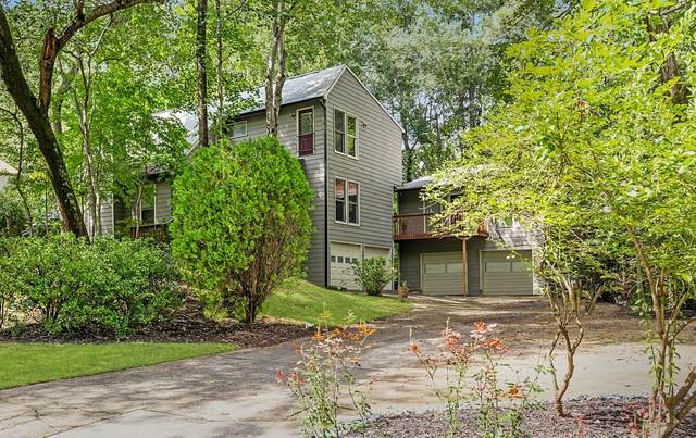 3705 Sawanee Drive, Marietta, GA 30062 (MLS #6865335) :: The Heyl Group at Keller Williams