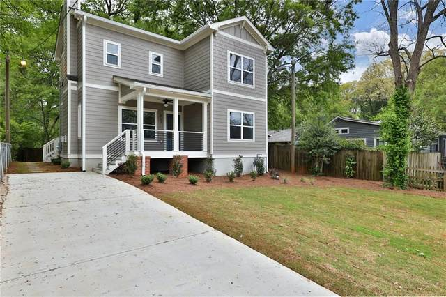 357 Haas Avenue SE, Atlanta, GA 30316 (MLS #6865390) :: North Atlanta Home Team