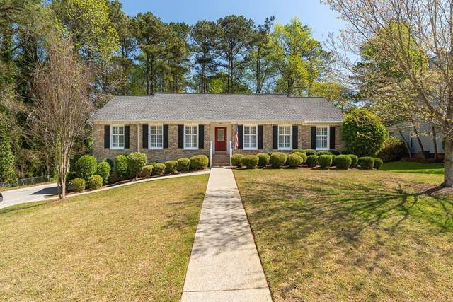 1077 Spring Mill Drive SW, Lilburn, GA 30047 (MLS #6865401) :: North Atlanta Home Team