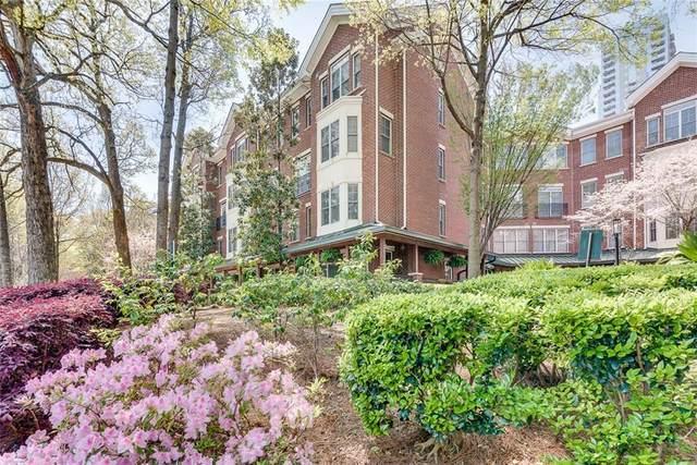 850 Piedmont Avenue NE #3316, Atlanta, GA 30308 (MLS #6865495) :: North Atlanta Home Team