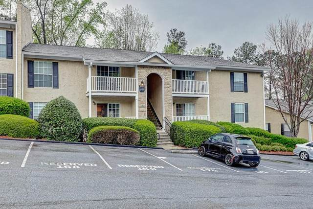 3140 Seven Pines Court #306, Atlanta, GA 30339 (MLS #6865630) :: North Atlanta Home Team